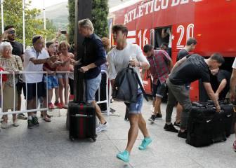 El plan del Atlético de San Rafael: 25 sesiones en 12 días