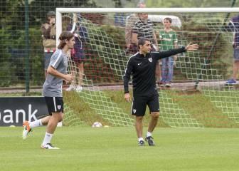 """Valverde: """"Nos gustaría aspirar a la Champions"""""""