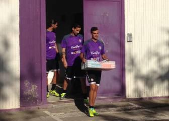 Comienza la nueva etapa del club con Paco Herrera