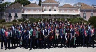Portugal llora de alegría junto a un feliz Cristiano