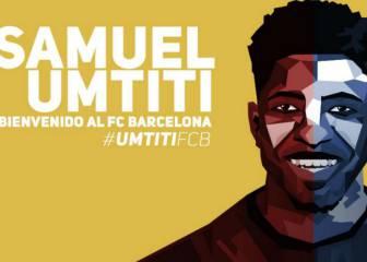 Oficial: Umtiti ya es del Barça