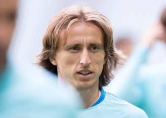Modric declaró otra vez sobre su fichaje por el Tottenham