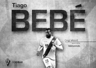 Bebé, nuevo jugador del Eibar