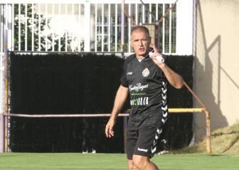Herrera confirma el interés por Balbi y apuesta por Jose