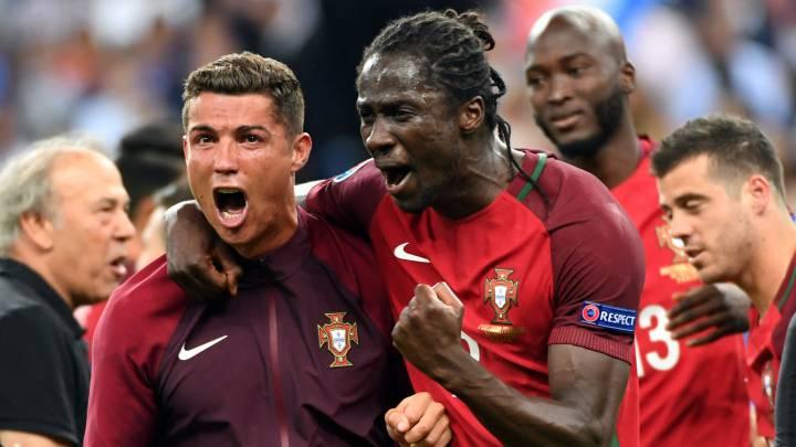 Éder, el patito feo de Portugal se ha convertido en un cisne
