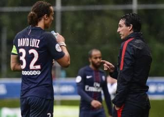 Emery debuta con victoria al frente del París Saint Germain