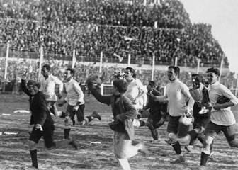 Echa a rodar la Copa del Mundo (1930)