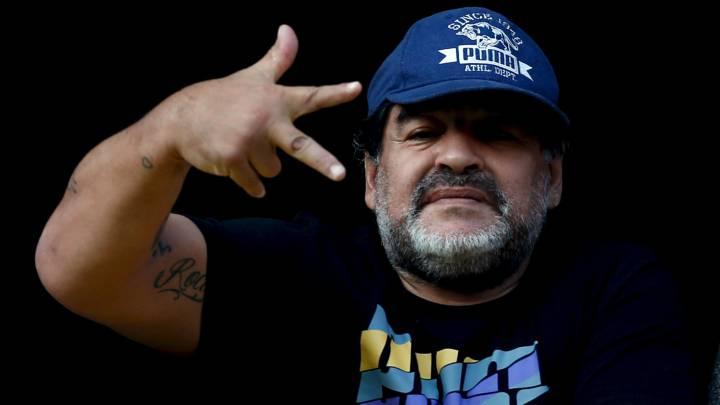 Maradona podría ser el nuevo seleccionador de Bolivia