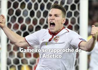 Kevin Gameiro close to Atlético de Madrid - reports
