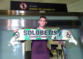 Sanabria ya está en Sevilla: firmará por cinco temporadas