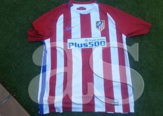 La nueva camiseta del Atleti, un homenaje al Vicente Calderón