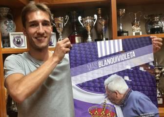 Rafa vuelve al Valladolid y se convierte en el séptimo fichaje