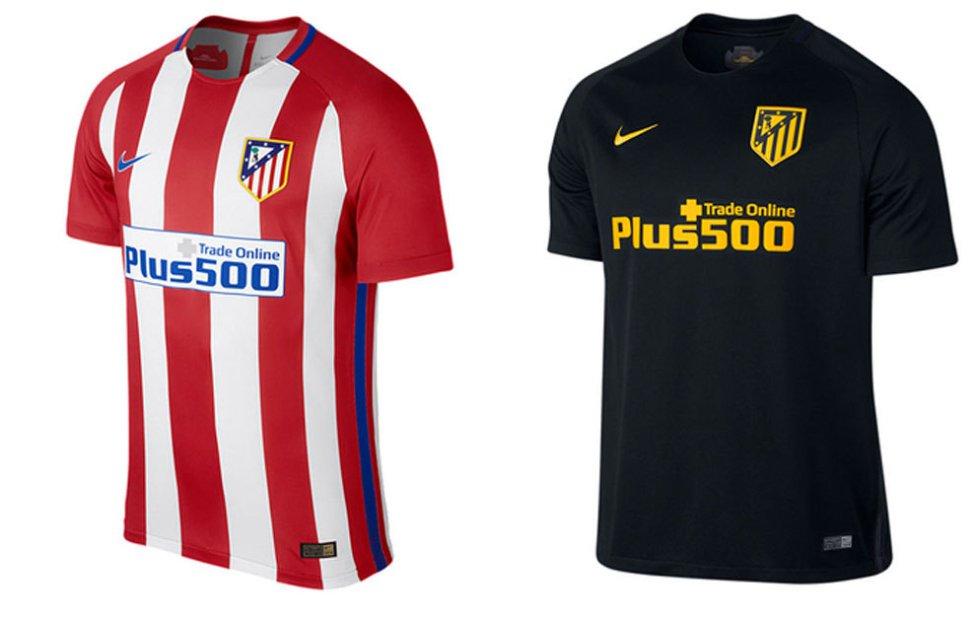 Atlético de Madrid  Así es la camiseta del Atlético de Madrid para la  2016-2017 - AS.com 80e57e485cf