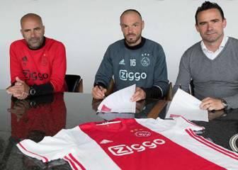 Oficial: Westermann deja el Betis y ya es jugador del Ajax