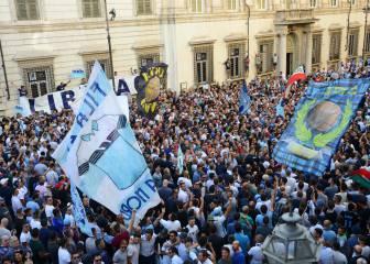 El Bremen-Lazio, cancelado por temor a ultraderechistas