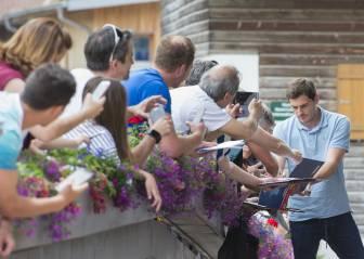 Iker Casillas se reintegra a la pretemporada del Oporto