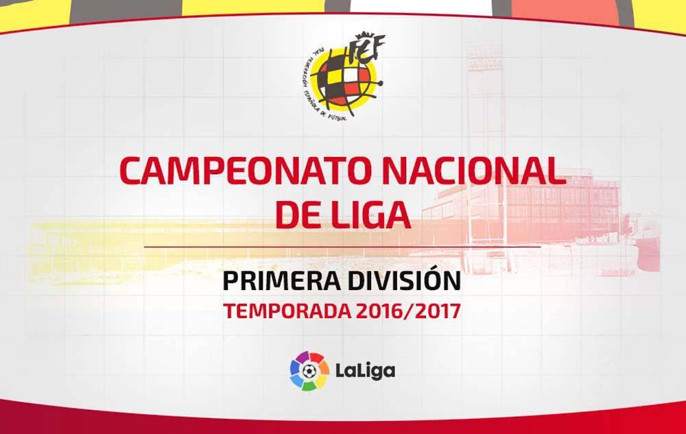 Consulta el calendario de LaLiga 2016-2017 completo - AS México