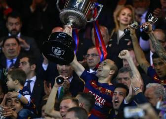 La final de la Copa del Rey será el sábado 27 de mayo
