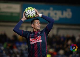 Nagore regresa al Huesca tras un periodo de reflexión