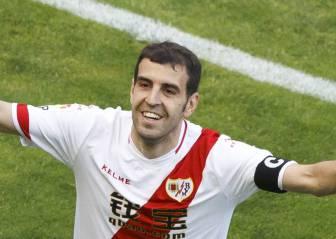 Trashorras renueva con el Rayo Vallecano hasta 2019