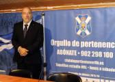Miguel Concepción, reelegido como presidente 5 años más