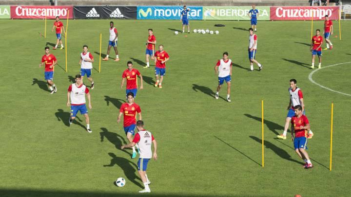 El nuevo seleccionador hará su debut el 1-S ante Bélgica
