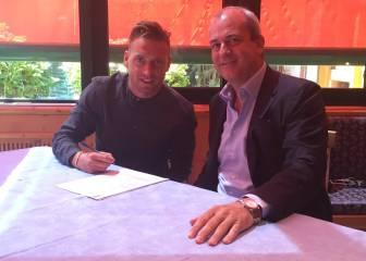 Giaccherini ficha por el Nápoles por tres temporadas