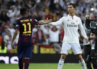 Neymar no duda: apuesta por Cristiano para el Balón de Oro