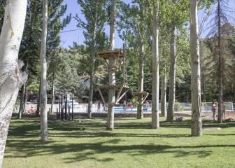 El césped de la Liga 2014: del Calderón a la piscina del stage