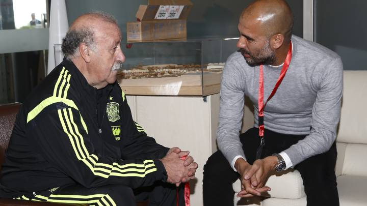 """""""¿Por qué no puede un catalán como Pep ser seleccionador?"""""""