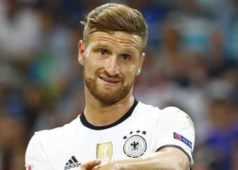 El Chelsea estaría dispuesto a pagar 25 millones por Mustafi