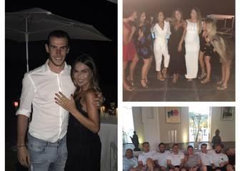 Bale anuncia en las redes que se casa: