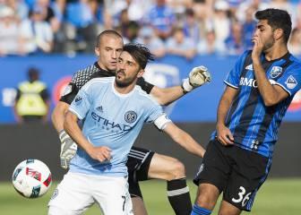Villa y Kaká jugarán el partido de las estrellas de la MLS