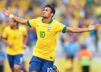 Neymar ya se ha presentado con la selección olímpica