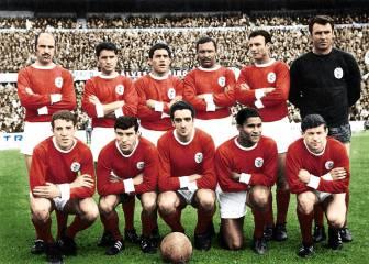 Eusébio es declarado por Oliveira Salazar «Patrimonio del Estado» (1964)