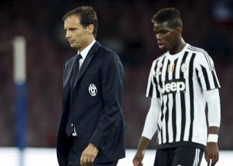 Move to United a backward step for Pogba, says Allegri