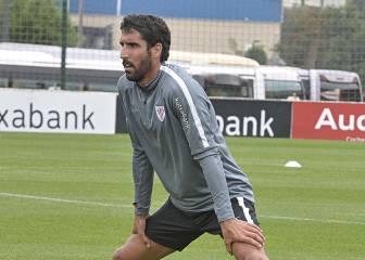 Raúl García estará disponible para el inicio de la Liga