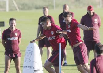 El Atlético negocia subir las cláusulas de Lucas y de Theo