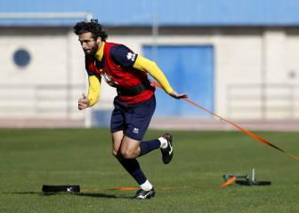 Fran Cruz firma con el Mirandés las dos próximas temporadas