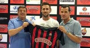 Jorge Miramón se incorpora a las filas del Reus