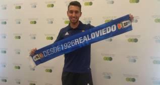 """Varela: """"El Oviedo es el mejor sitio para ir creciendo"""""""