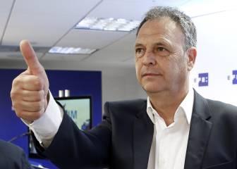Caparrós cuenta con el apoyo de 14 de las 19 territoriales