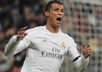 Los 15 golazos de Champions: Cristiano, Messi, Saúl, Suárez...