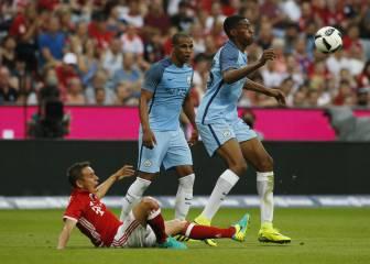 Bayern 1 - 0 Manchester City: resumen, resultados y goles