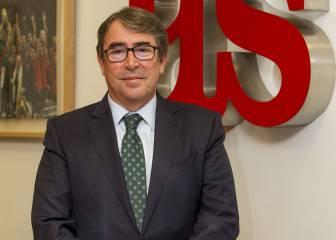 """Jorge Pérez: """"Villar ha tejido un sistema clientelar en la RFEF"""""""