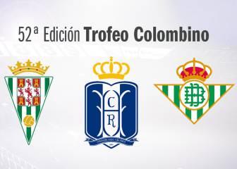Recreativo, Córdoba y Betis, '3 en 1' en el Trofeo Colombino