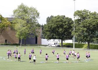 El Real Madrid 'estrena' una instalación de 15 millones