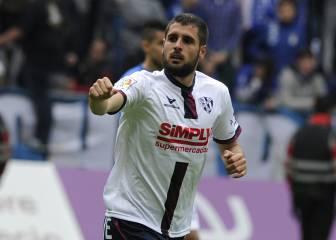Fran Mérida deja el Huesca y se va traspasado a Osasuna