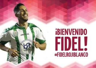 El Almería ficha al extremo Fidel por cinco temporadas