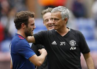 Mourinho permite quedarse a Mata con una condición